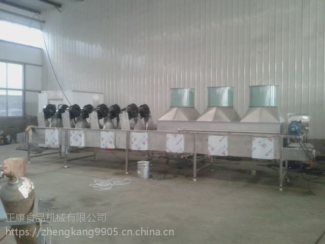 正康供应304不锈钢食品风干机 翻转式吹干机