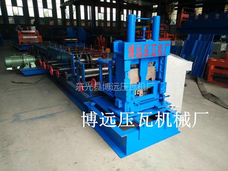 全自动c型钢机生产厂家@80-300全自动c型钢机批发价格