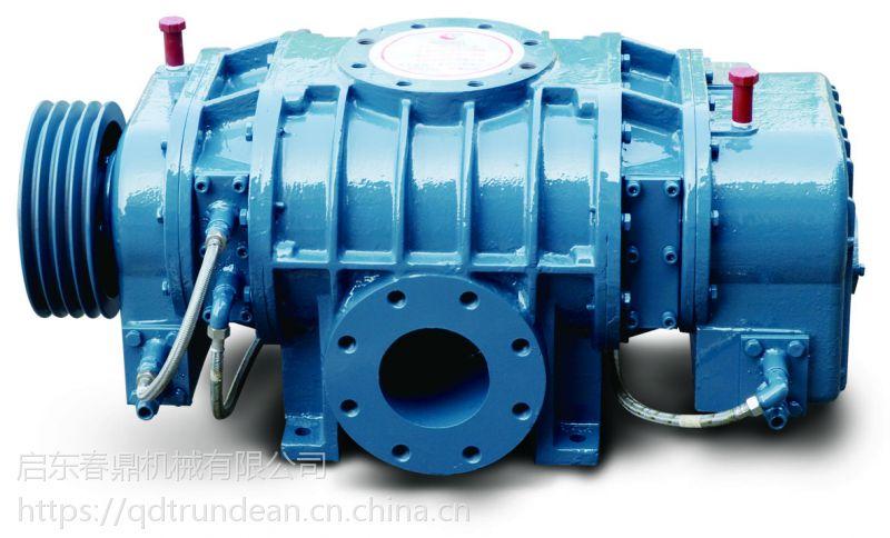 春鼎THS-100型侧水冷式废水处理低噪音三叶罗茨鼓风机