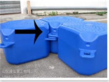 输油管道浮体吹塑机价格通佳水上输油管浮体设备