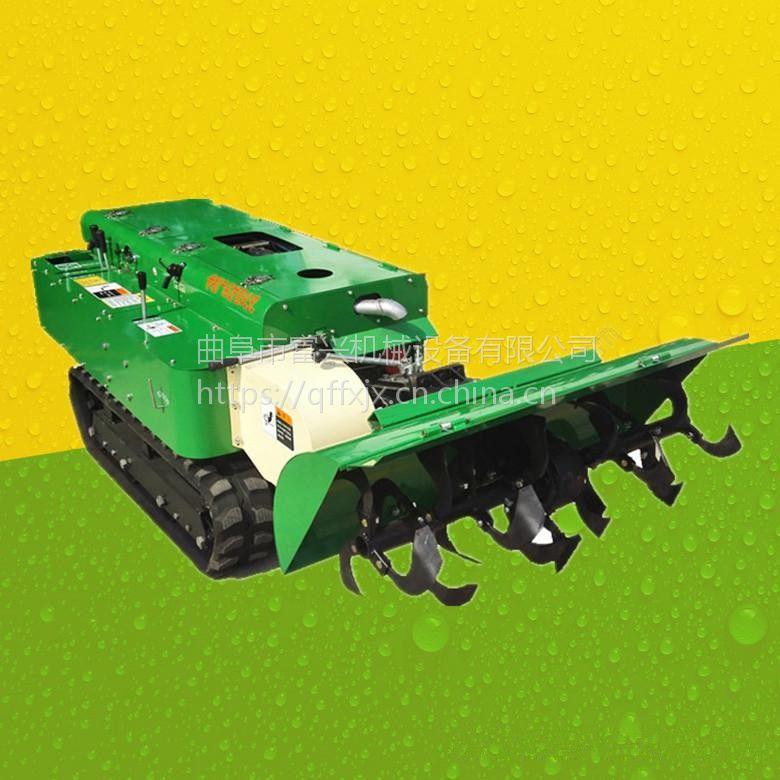 富兴多用型回填旋耕除草机 葡萄树开沟机 大马力开沟培土机厂家