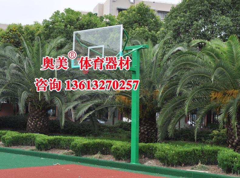 绥化升降式篮球架