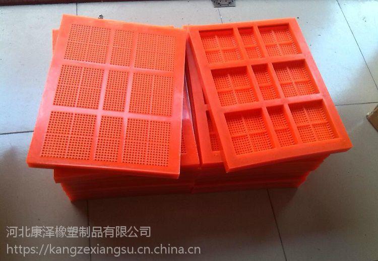 聚氨酯筛板有什么用途与特点呢?