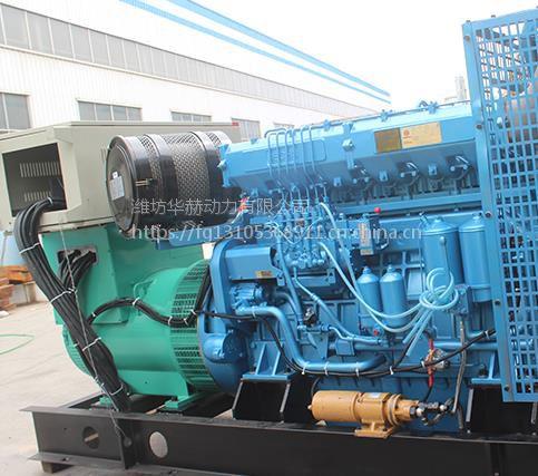 潍柴重机WHM6160SD518-5柴油机 潍柴动力重机400kw千瓦柴油发电机组