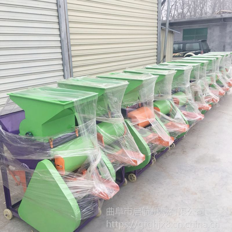 邯郸市不伤红衣的落生脱壳机 花生种子剥壳机 长果去皮机厂家