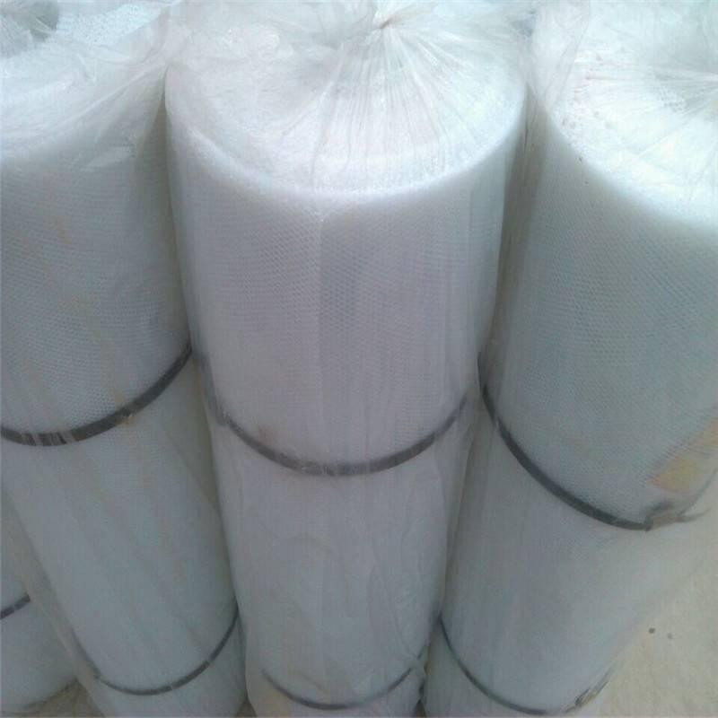 养殖塑料网 鸡舍铺网 白色塑料网片