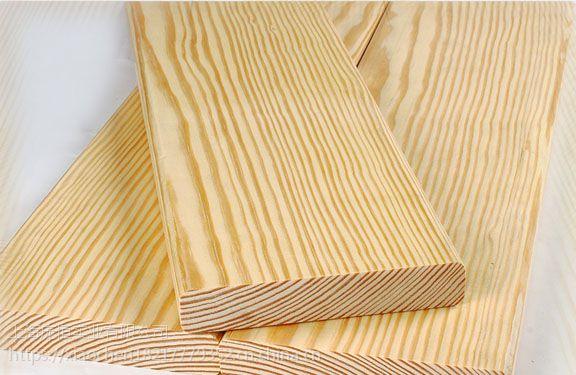 樟子松 落叶树 桦木板材 建筑口料防腐材
