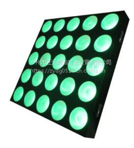 LED矩阵灯25头 数字矩阵灯 全彩 剧院灯