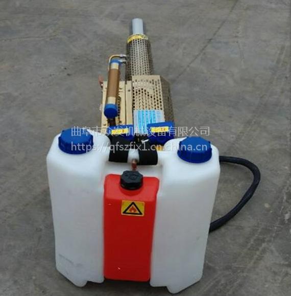 临城农用汽油喷雾器 手推拉管喷药机 多用途高压喷药机