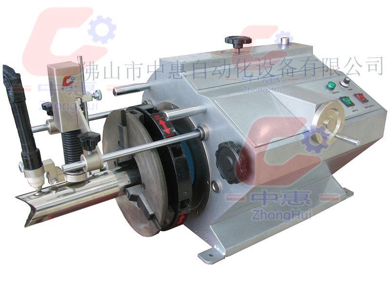 中惠CBW80不锈钢管相贯线切割机