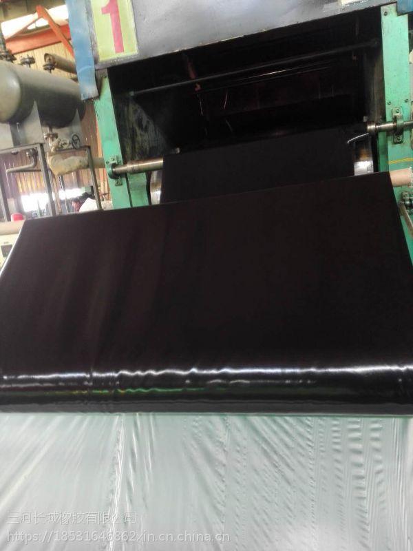 耐油胶板,耐油阻燃胶板,耐机油柴油橡胶垫,黑色3mm,1米宽,1.2宽