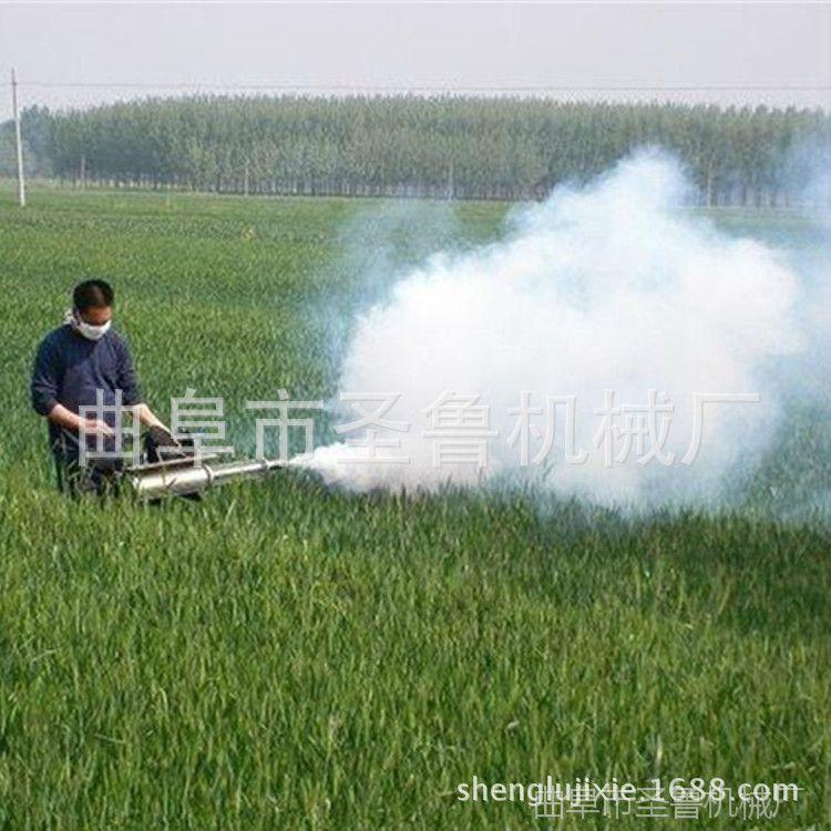 小型果园弥雾机 汽油大棚打药机 重庆果园烟雾机