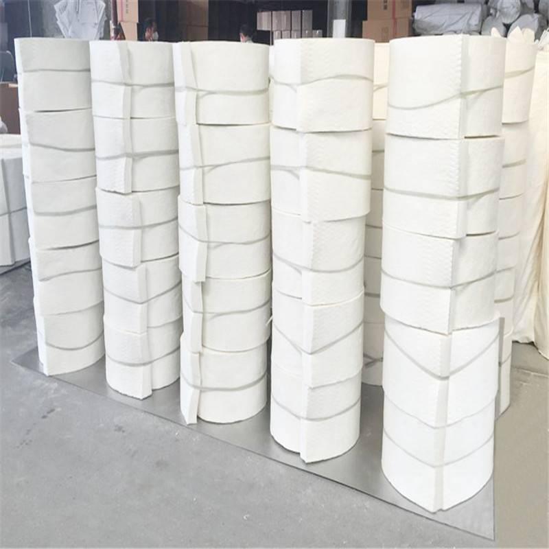 厂家 批发耐火硅酸铝 幕墙硅酸铝卷毡