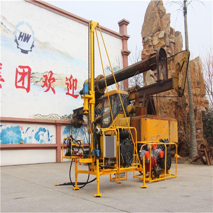 恒旺HWS-30山地钻机生产厂家 浅孔物探钻机