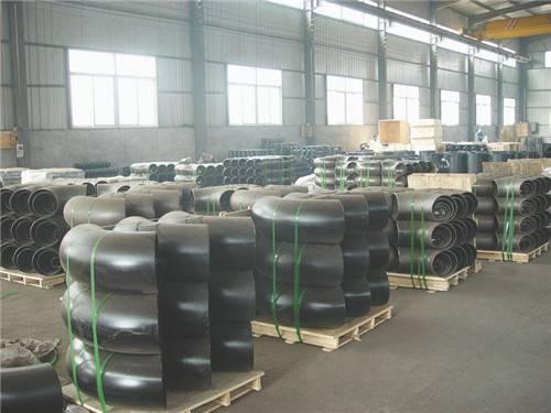 河北专业生产冲压弯头碳钢弯头