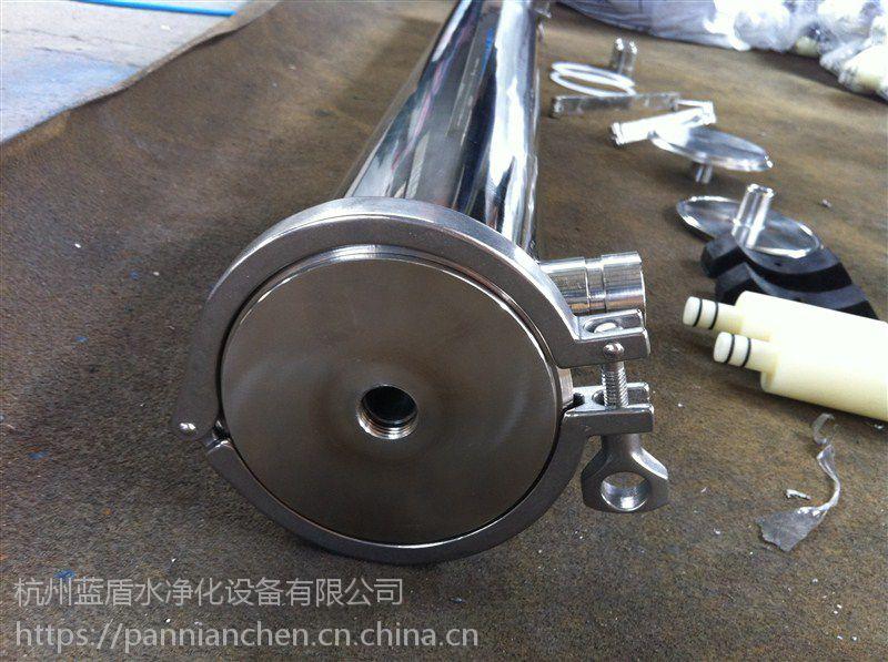 杭州厂家直销不锈钢膜壳,精密过滤器,不锈钢水箱