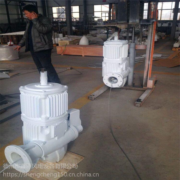 厂家直销永磁晟成家用风力发电机3000瓦低转速
