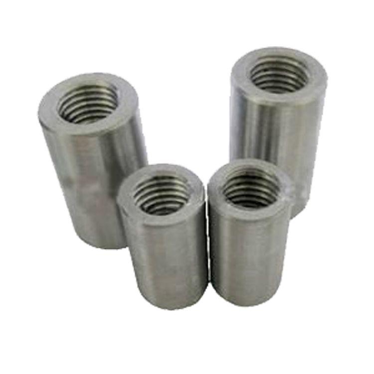 中铁八局采购 国标钢筋连接套筒 直螺纹套筒 正反丝套筒