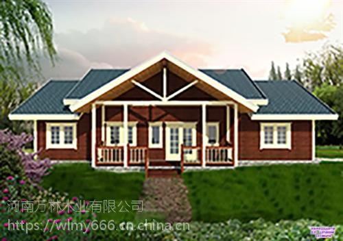 木屋安装、木屋、万林木屋厂家