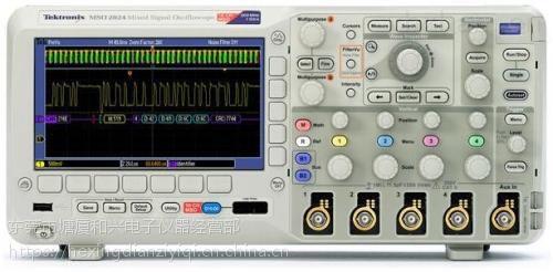 长期收购MDO3102混合域示波器