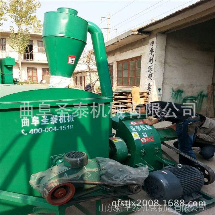 大型成套饲料颗粒机 做颗粒饲料的成套设备 大产量