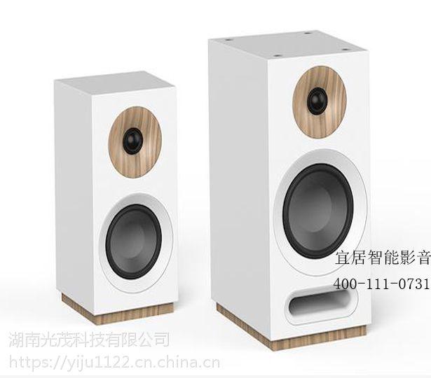 现代家居无缝结合--尊宝Jamo Studio 8系列家庭影院扬声器