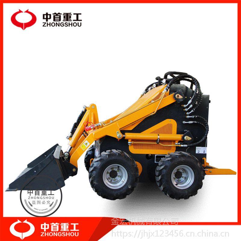 进口履带式滑移装载机、建筑施工、园林施工、林场施工专用设备,适用于铲运、起重、挖掘