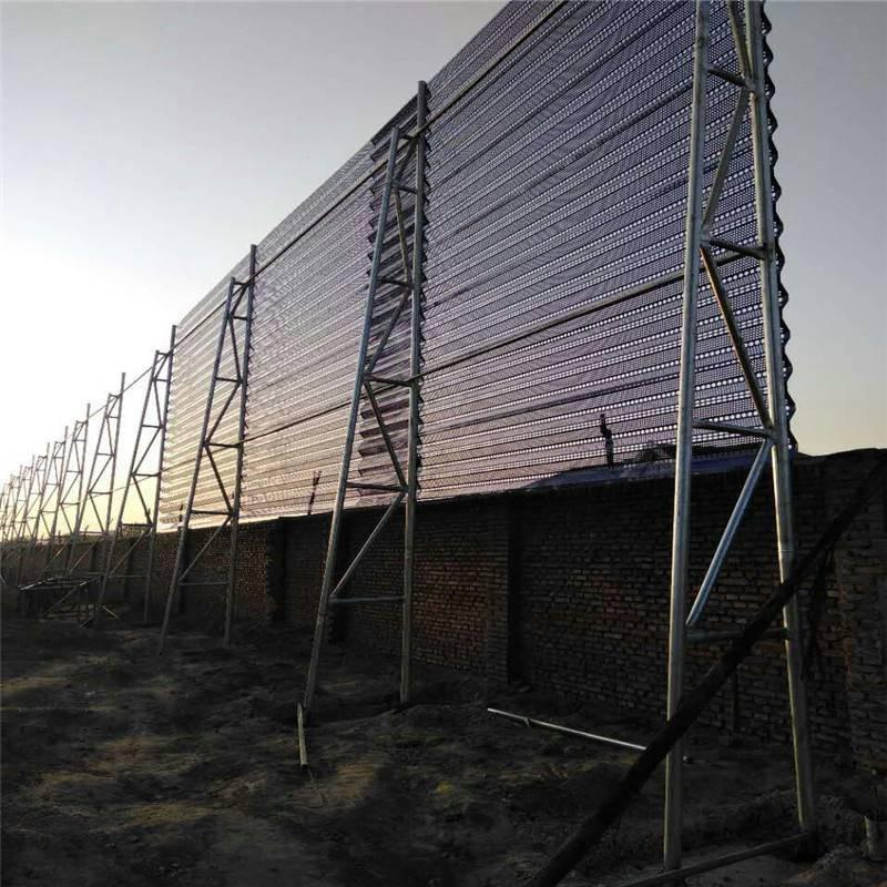 环保防尘网 煤场挡风抑尘网 防尘板网