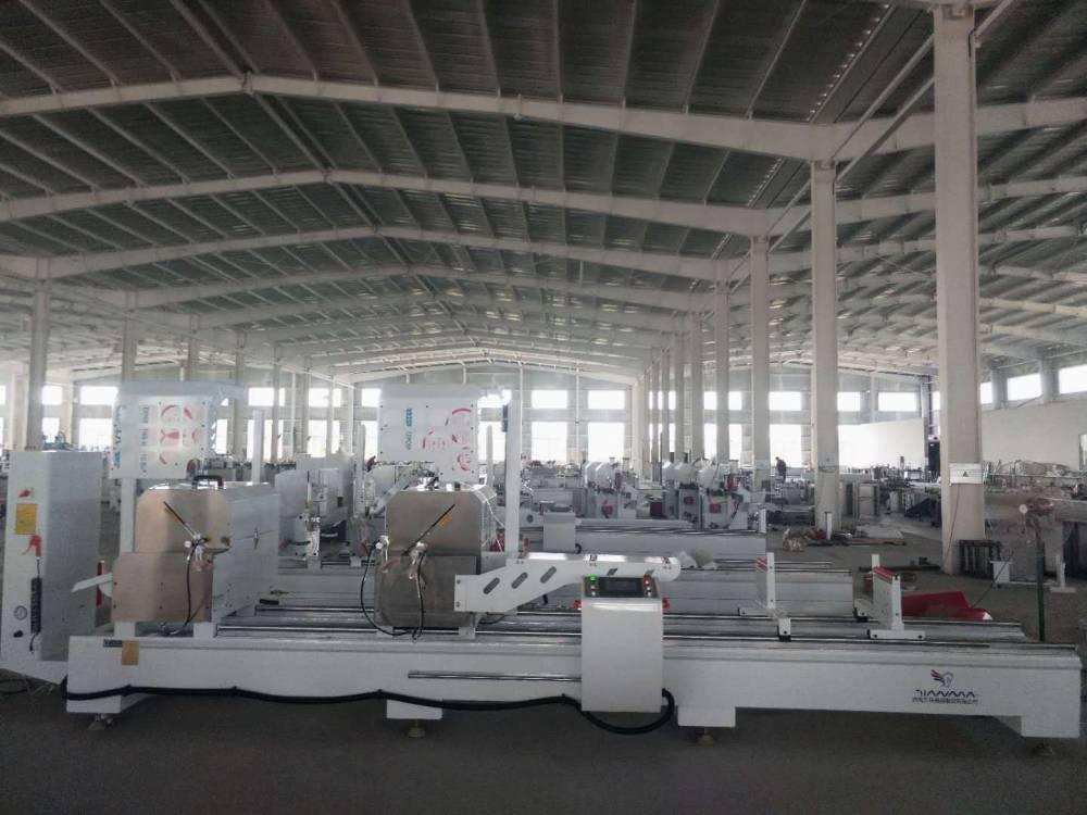 介绍一下断桥铝门窗设备价格在山东省内