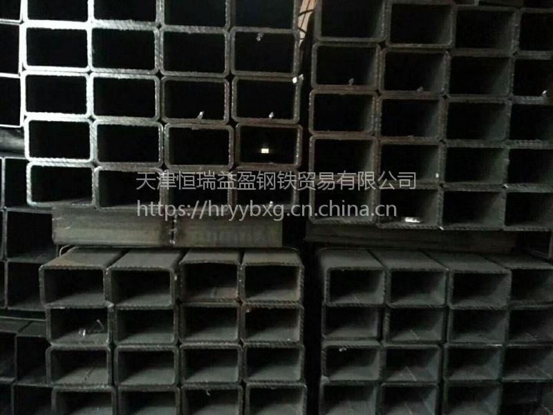优质焊接方钢管 天津S235JR方管 欧标方矩管现货