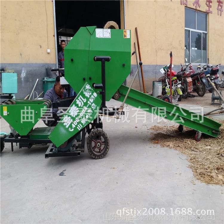 青贮圆捆机组 成套青储设备 云南青储打包机供应商
