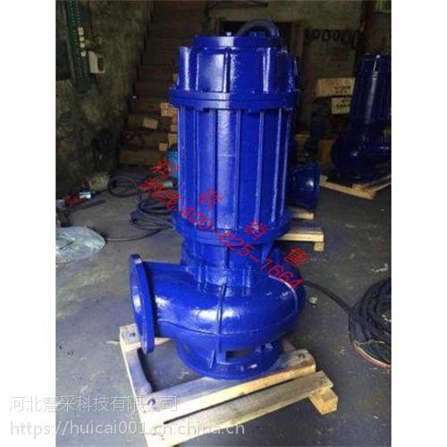 南海污水污泥回流泵 JYWQ50-12-15-1200-1.5污水污泥回流泵特价批发