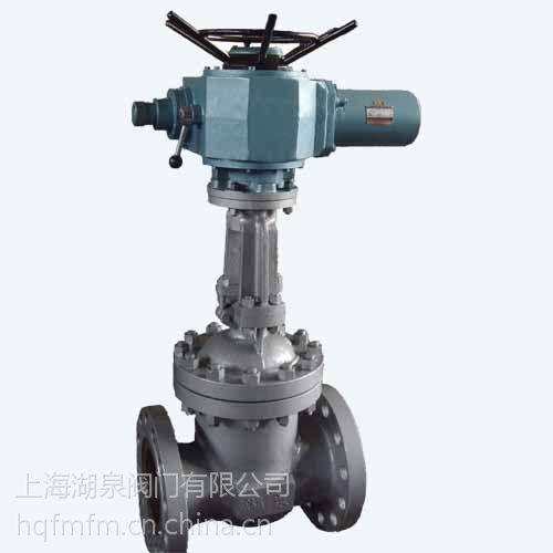 开关一体化高压电动闸阀z941h-25/40/64/100c图片