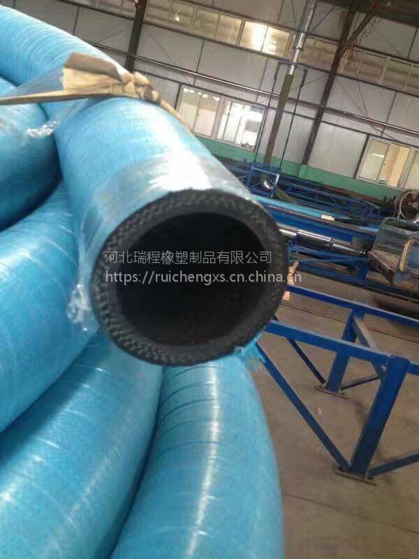 现货销售毛面夹布橡胶空气管 高压压缩空气橡胶管 毛面空气管