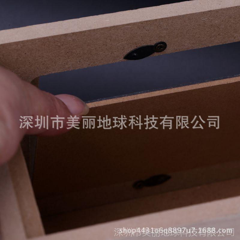 拾光宝盒木盒子DIY手工相册创意情侣浪漫生日惊喜告白男朋友礼物