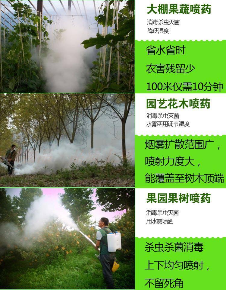 【您的成功英达为您建造】背负式弥雾机 弥雾机规格 农用打药机