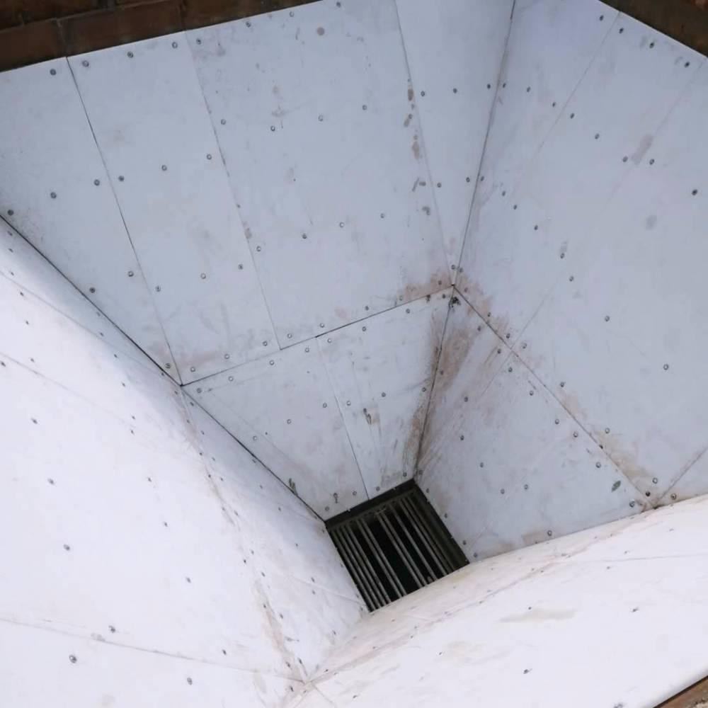专业生产煤仓衬板生产厂家 热电厂专用阻燃煤仓衬板 质量保证