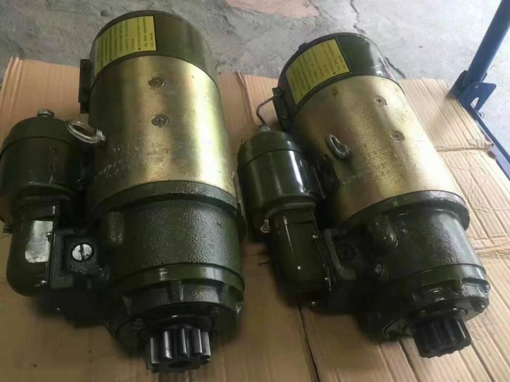 齐翼ST710电马达 12VB.46.03济柴ST710起动机上海 济柴190曲轴机体大中修零配件