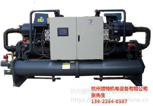 螺杆式冷水机维修_台州冷水机_杭州顺特机电