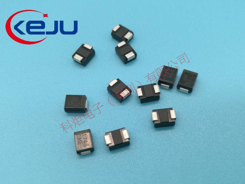 TVS二极管,SMBJ6.5CA,600W,GGP工艺,工厂直销,KEJU