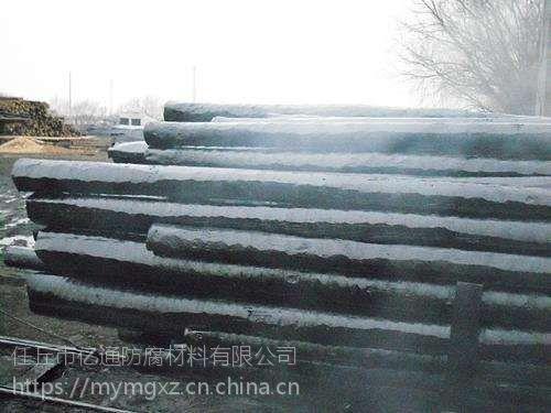 河北厂家直供供应防腐油木杆价格