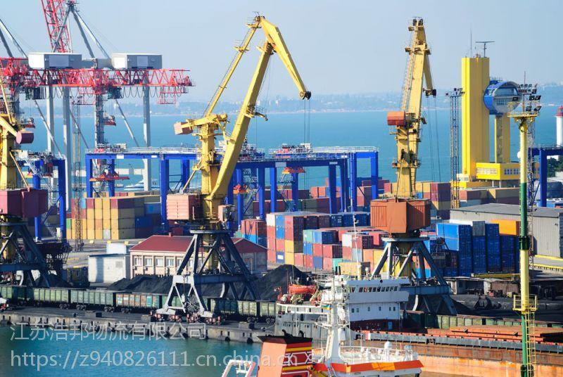 泰州到辽宁盘锦内贸海运运输选择门到门运输省钱