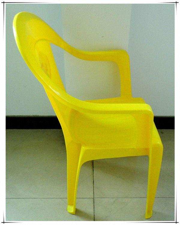 塑料椅子批发扶手靠背户外塑料桌椅大排档沙滩椅广告桌椅西式椅子图片