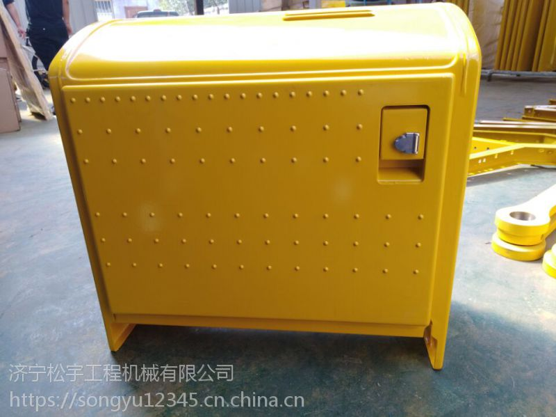 pc200-8mo电瓶箱 济宁松宇专业供应小松挖掘机钣金覆盖件