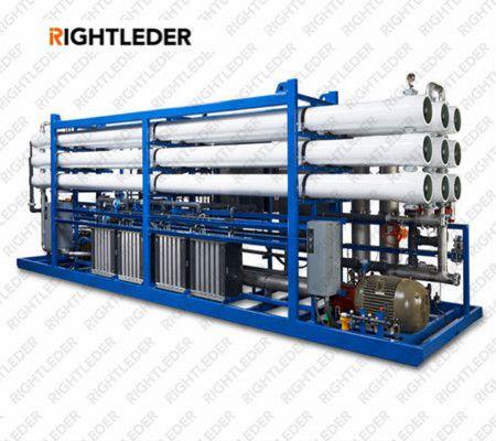 海上钻井平台用海水淡化设备 海水淡化设备生产厂家