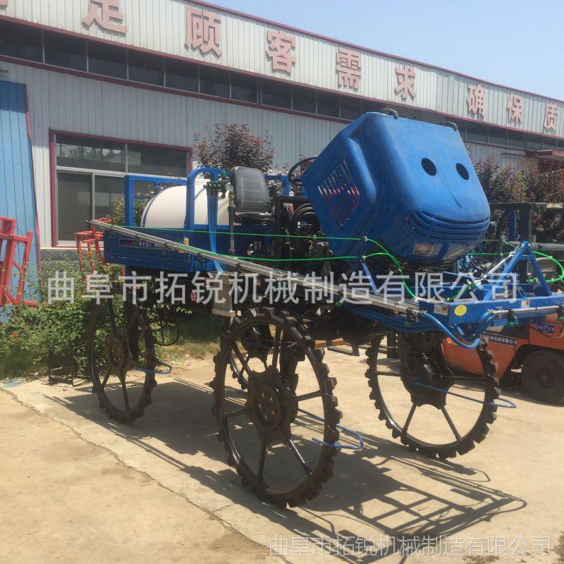 小麦水稻农作物打药机 拖拉机后悬挂喷雾机 拓锐自走式打药机价格实惠厂家直销黑龙江1