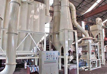 时产20吨超细石头磨粉机价格