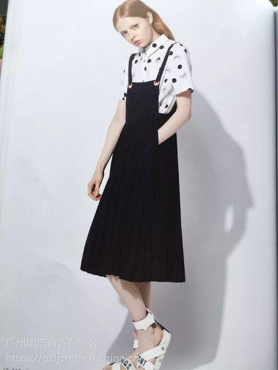 北京品牌女装折扣乐町货源地址找广州明浩