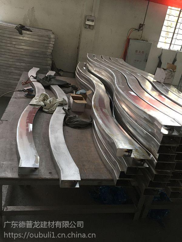 弧形铝方通-铝方通德普龙供应商