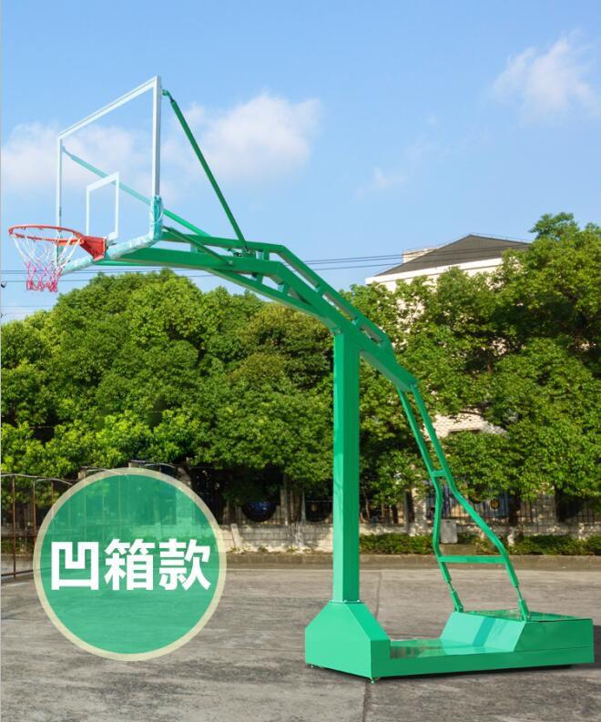 《广西防城港移动式篮球架厂家》供应 采购 批发飞跃体育